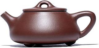 急須 セラミックティーポット大容量の家庭用ティーポットバルクティーとティーバッグティーポットに使用される独特の香りなし (Color : Light element style, Size : 200ml)