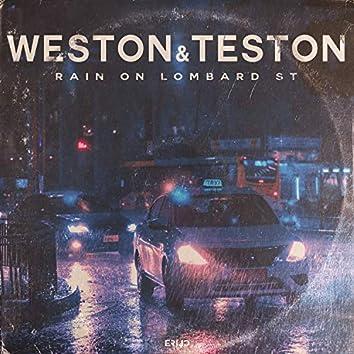 Rain on Lombard St