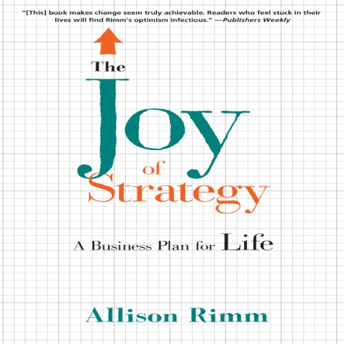 The Joy of Strategy audiobook cover art