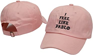 IreDi Feel Like Pablo Hat Cap In Burgundy Baseball Caps The Life Of Pablo Dad Hats