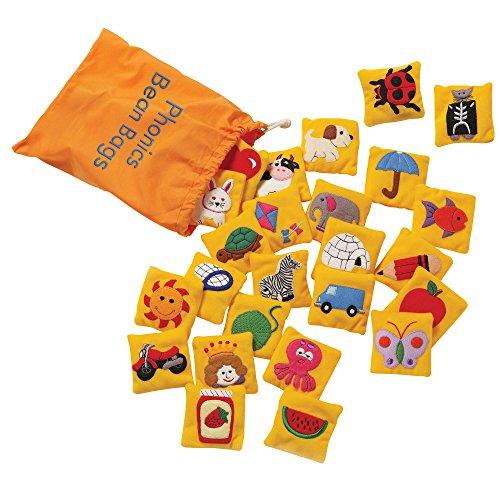 Learning Resources 3044 Bean Bags Lautbildungsübungen
