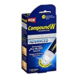 Compound W Freeze Off Advanced Cream, 15 Count by Compound W