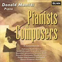Pianists As Composers by Hoffman (2013-05-03)