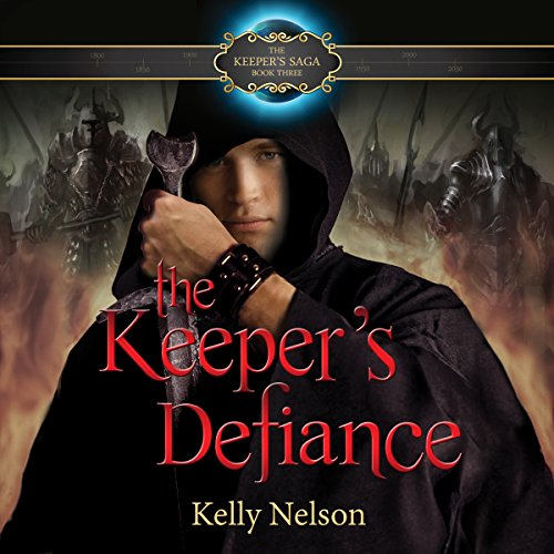 Keeper's Defiance audiobook cover art
