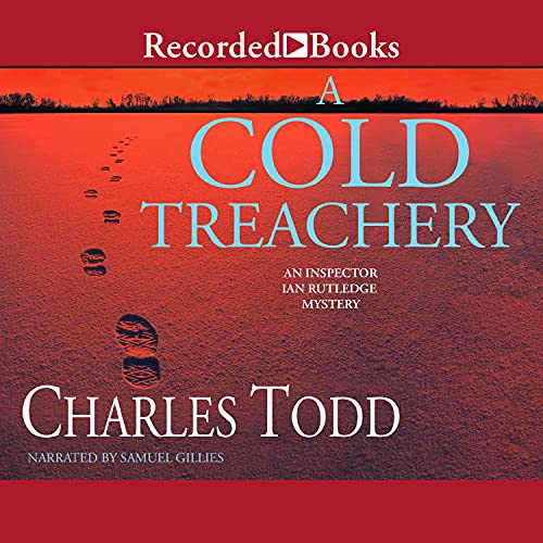 A Cold Treachery Audiobook By Charles Todd cover art