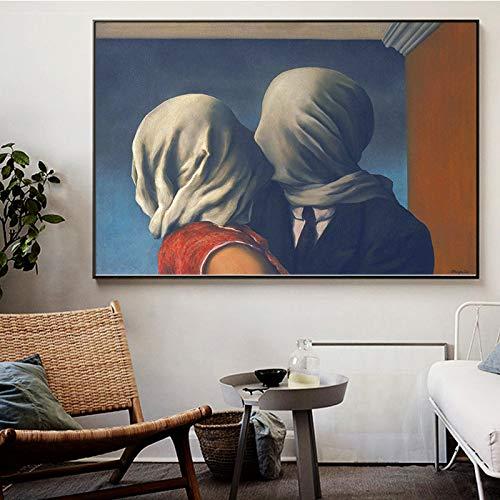 BGFDV Apreciación de Las Obras de Pintura del Pintor Surrealista René Magritte