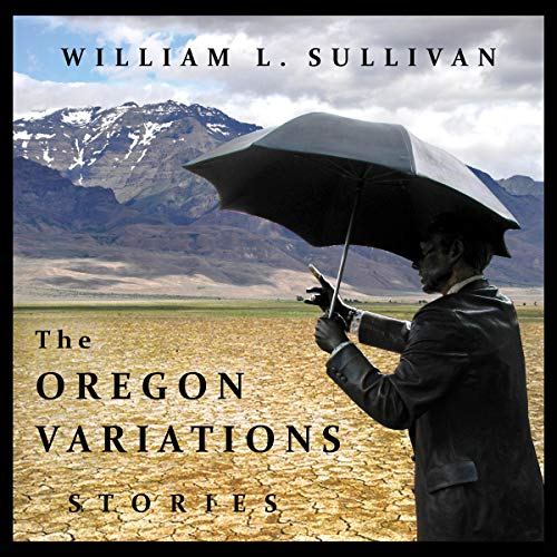 The Oregon Variations audiobook cover art