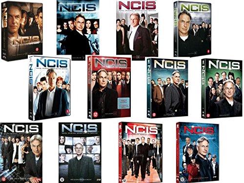 NCIS - Staffel 1 + 2 + 3 + 4 + 5 + 6 + 7 + 8 + 9 + 10 + 11 + 12 [EU Import mit Deutsch, Englisch, Französisch Sprache - Untertiteln - Deutsch, Englisch, Französisch