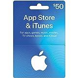 iCloud&iTunes card 米国アカウント用 (輸入版:米国) ($50)