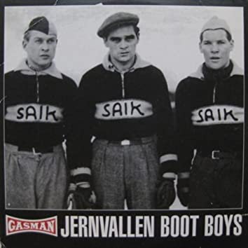 Jernvallen Boot Boys