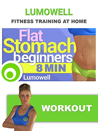 8 Minute Flat Stomach Workout: ABS Exercises for beginners