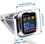 Laser Therapy Wrist Watch Red Light That Helps to Cure Diabetes, Hypertension, Cardiovascular Diseases, to Lower Blood Pressure, Prevent Heart Attach, high Blood Fat, high Blood Sugar