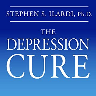 The Depression Cure audiobook cover art