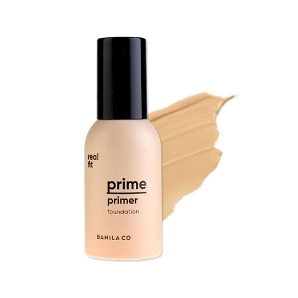 スタウトドライブ女性[Renewal] BANILA CO Prime Primer Fitting Foundation 30ml/バニラコ プライム プライマー フィッティング ファンデーション 30ml (#BE20) [並行輸入品]