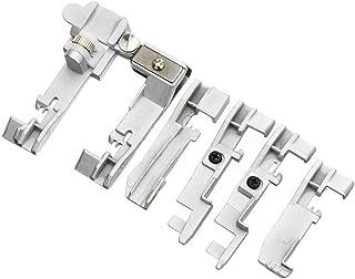 comprar comparacion La Canilla ® - Kit de 6 Prensatelas Overlock Singer Remalladora 14SH - 14CG - 14T968DC - 14U
