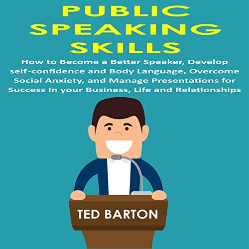Page de couverture de Public Speaking Skills