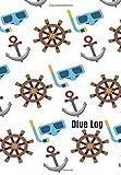 Dive Log: Detailiertes Taucher Logbuch für bis zu 100 Tauchgänge / Gerätetauchen / Tauchbuch für...