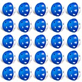 Champkey IMPACTECH Practice Golf Balls 24 Pack | Indestructible and Resistant to Dents Golf Limited Flight Balls