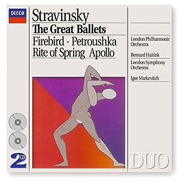 Stravinsky: The Great Ballets