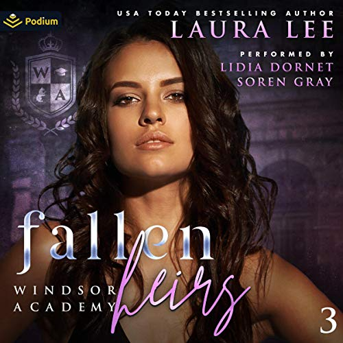 Fallen Heirs Audiobook By Laura Lee cover art