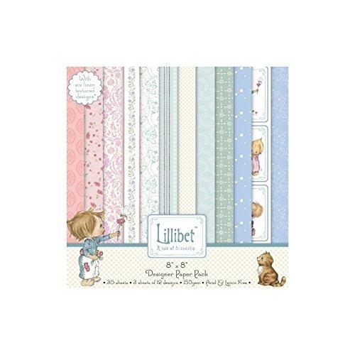 Lillibet 8x8 Designer Paper Pack - Hallmark