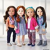 Journey Girls 18' Doll Super Fashion Fun Set - Amazon Exclusive