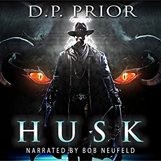 Husk audiobook cover art