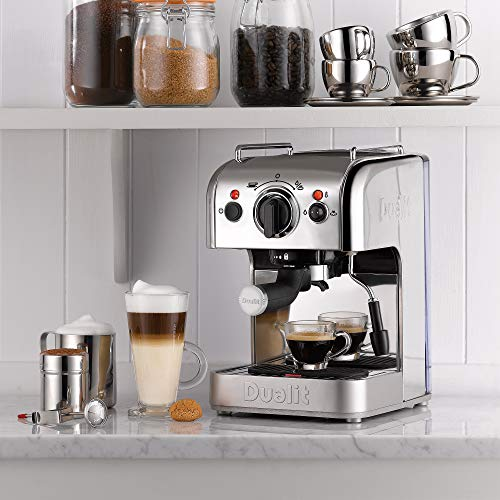 51mv8ryU6rL. SS500  - Dualit 3-in-1 Coffee Machine | Polished Stainless Steel | 1.5 L Capacity | Multi-Brew Versatility | Patented Pure Pour…