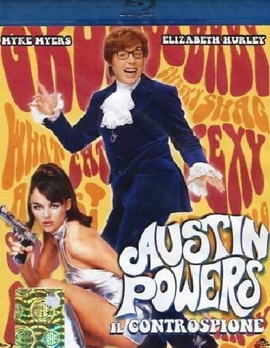 Austin Powers. Il Controspione (Blu-ray) [Italia] [Blu-ray]