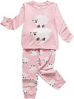 Sheep Print Pajamas ,G-Real 2018New Cute Toddler Kids Baby Boys Girls Sleepwear Outfits Set