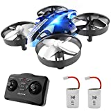 Mini Drone RC Nano Quadcopter Best Drone for Kids and Beginners, AT66 RC