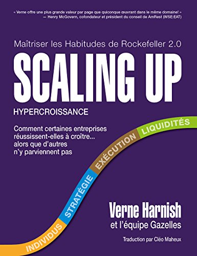 Scaling-Up - Hypercroissance (French Edition)