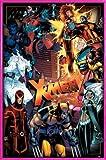 1art1 X-Men Poster et Cadre (Plastique) - Characters (91 x 61cm)
