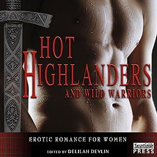 Hot Highlanders and Wild Warriors audiobook cover art