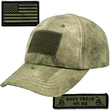 Gadsden and Culpeper Operator Cap Bundle - w USA/Dont Tread Patches