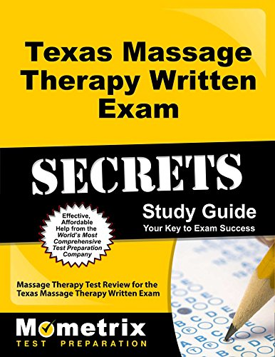Texas Massage Therapy Written Exam Secrets Study Guide: Massage Therapy Test Review for the Texas Massage Therapy Written Exam (English Edition)