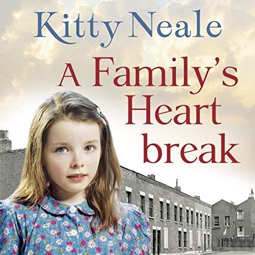 A Family's Heartbreak audiobook cover art
