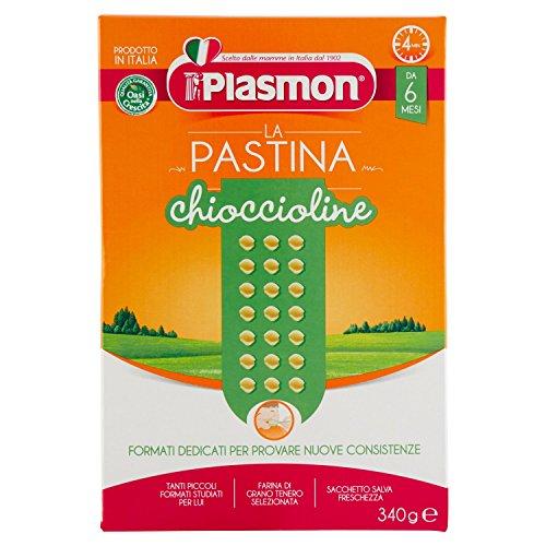 Plasmon Pastina Chioccioline, 340 g