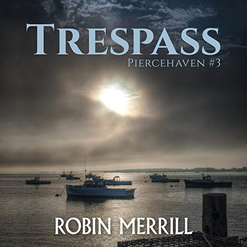 Trespass audiobook cover art