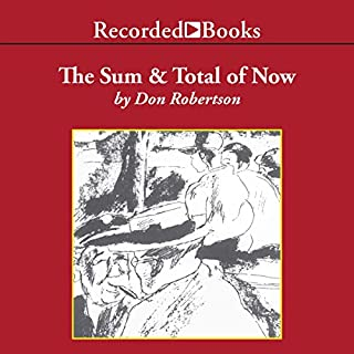 The Sum and Total of Now audiobook cover art