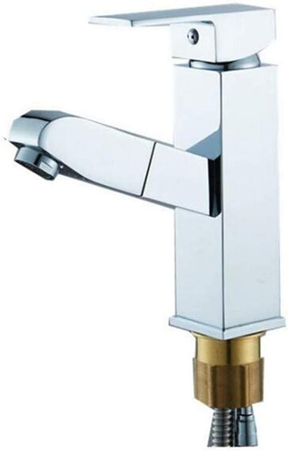 Kitchen Bath Basin Sink Bathroom Taps Kitchen Sink Taps Bathroom Taps Faucet Bathroom Cold and Hot Mixed Faucet Ctzl7198