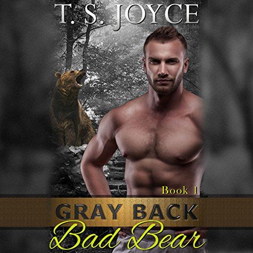Gray Back Bad Bear audiobook cover art