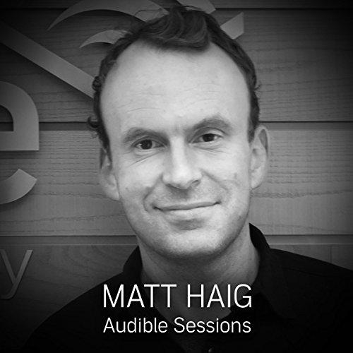 Matt Haig audiobook cover art