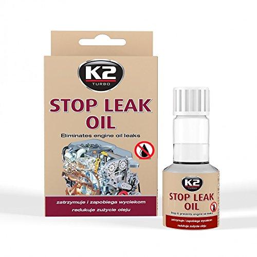 STOP LEAK OIL 50 ml - zastavuje únik oleje