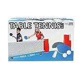 Hostull Toys- Set Ping Pong Rétractable (WDK Partner 63228)