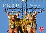 Perú. Impressionen (Wandkalender 2021 DIN A4 quer): Das wunderschöne Land der Inkas (Geburtstagskalender, 14 Seiten )