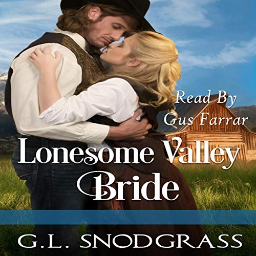 Lonesome Valley Bride  By  cover art