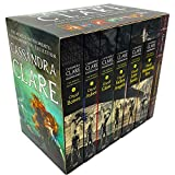 Cassandra Clare The Mortal Instruments 7 Books Collection Set (City of Bones, City of Ashes, City Glass, City of Lost Soul, City of Fallen Angels, City of Heavenly Fire & The Shadowhunter's Codex))