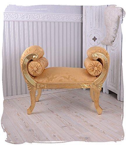 Barockes Sofa, Diwan, Kanapee, Ottomane, Liege, Sitzbank - Chateau Chaiselongue - mit königlichem...