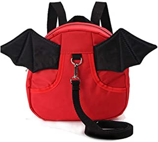 Safety Harness Backpack Toddler Backpack with Harness Leash Snack Nursery Bags for Kids Baby Boy Girl 1-3 Years Old